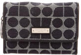 Kate Spade Patterned Compact Wallet