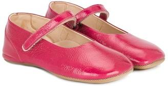 Pépé Vernice Oleandro slippers