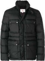Peuterey button padded jacket