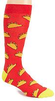 K. Bell Taco Crew Socks