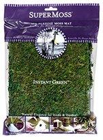 Supermoss Moss Mat 18-inch x 16-inch, Green