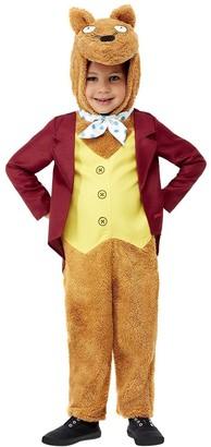 Roald Dahl Fantastic Mr Fox Toddler Costume