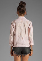 Somedays Lovin Corner Store Thrashed Studded Jacket