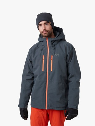 Helly Hansen Juniper 3.0 Men's Waterproof Ski Jacket, Slate