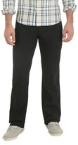 Wrangler RED Men's Vintage Straight Stretch Twill Pants