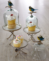 "Janice Minor Feathered Friends"" Cupcake Stands"
