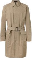 Caruso lightweight overcoat