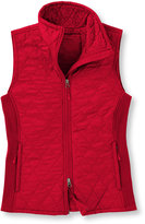 L.L. Bean Women's Fleece-Lined Fitness Vest