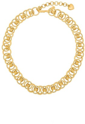 Brinker & Eliza Lovely Links chain necklace