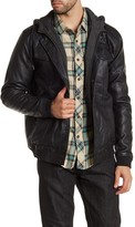 Billabong Prospect Faux Leather Jacket