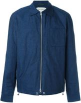 Oliver Spencer 'Dover Zip-up Chambray' jacket