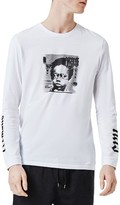 Topman Men's Nas Illmatic Long Sleeve Graphic T-Shirt