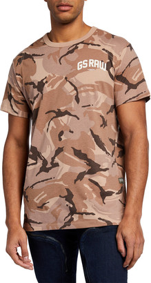 G Star Men's GS Raw Camo T-Shirt