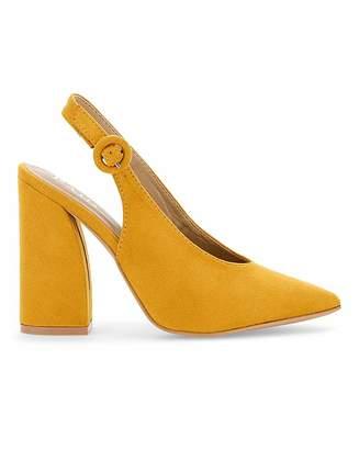 Raid Brook Sling Court Shoes EEE Fit