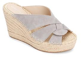 Kenneth Cole Women's Olivia Espadrille Platform Sandals