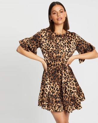 Atmos & Here Janice Mini Dress