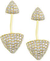 Effy Diamond Ear Jackets (2-1/6 ct. t.w.) in 14k Gold