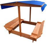 Resort Living Mariah Canopy Creative Sand Pit