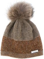 Norton Co. pom pom panel hat