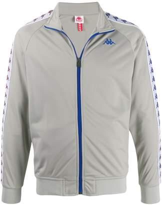 Kappa zip front sweatshirt