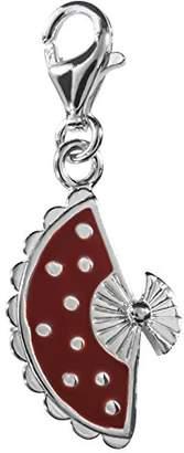 Thomas Sabo Women Silver Pendant Enhancer - 0980-007-10