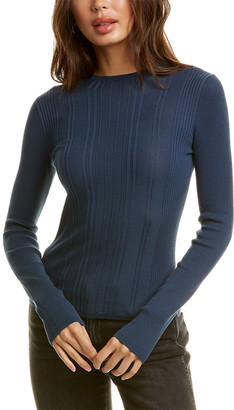 Vince Mock Neck Sweater