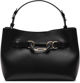 Reiss Bleecker Mini Leather Mini Bag