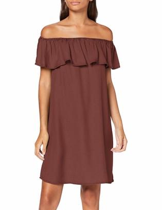 Vero Moda Women's VMMIA Flounce Summer Dress GA Color