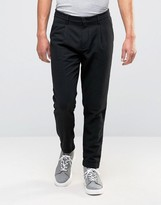 Selected Wool Pant In Tapered Fit