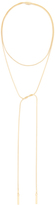 Madewell Chain Wrap Choker Necklace