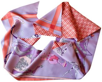 Hermes Maxi twilly Multicolour Silk Scarves