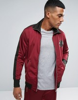 Diesel S-TRUCK SWEAT Track Jacket