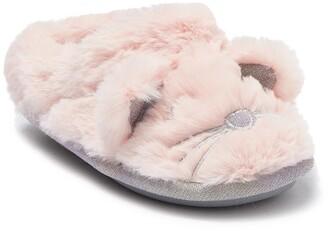 Harper Canyon Faux Fur Cat Slipper