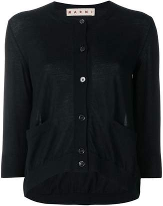 Marni chic design cardigan