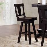 "ECI Rum Point 30"" Swivel Bar Stool (Set of 2 Furniture"