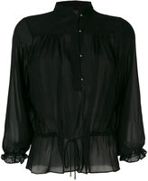 Just Cavalli button up blouse