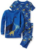 Old Navy Dinosaur Graphic Sleep Set 3-Pack for Toddler & Baby