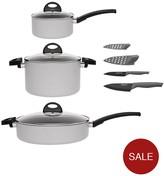 Berghoff Eclipse 5-piece Aluminium Cookware Set
