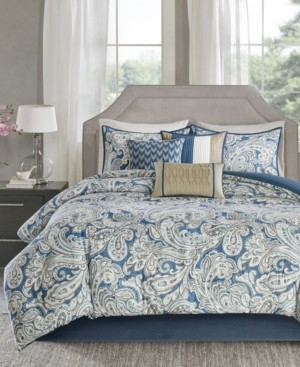 Madison Home USA Gabby 7-Pc. Queen Comforter Set Bedding