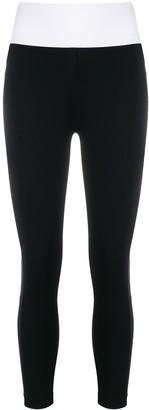 NO KA 'OI Side Stripe Colour Block Leggings