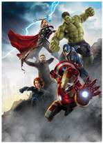 Marvel Avengers Age Of Ultron Wall Mural