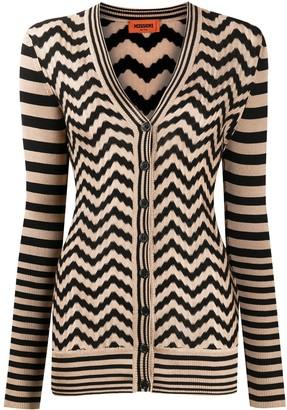 Missoni Zigzag Pattern Cardigan