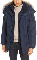 Andrew Marc Winslow 3-in-1 Parka with Genuine Coyote Fur Trim Hood