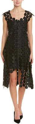 Gracia A-Line Midi Dress