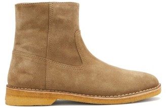 Isabel Marant Claine Suede Boots - Brown