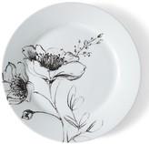 PPD Black & White Dinner Plate