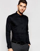 Jack and Jones Stretch Shirt in Slim Fit