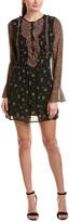 Joie Amaryn Silk Shift Dress