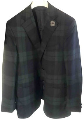 Lardini Multicolour Wool Jackets