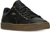 Puma Men's Basket Classic Casual Sneakers from Finish Line